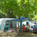 camping les hourmes hourtin