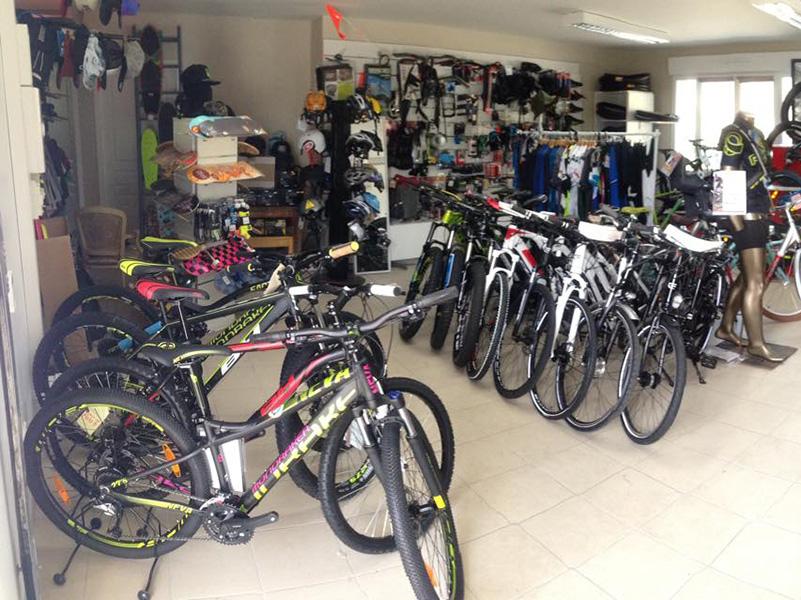 Location et réparation de vélo à Hourtin